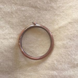 8 for $10: single stone ring